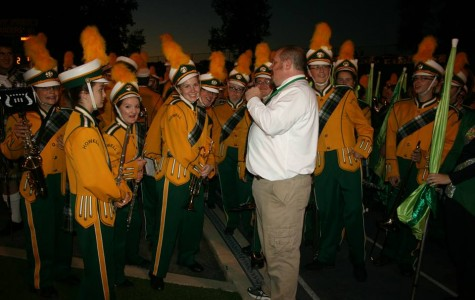HHS band has opening concert