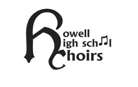Howell choir sings for domestic violence