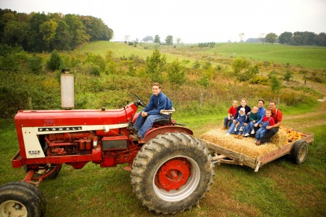 Senior hay ride tickets for sale