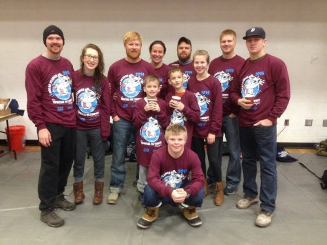 Polar plunges support Special Olympics