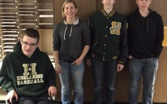 HHS students advance to semi-finals in Entrepreneurship