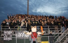 Students lead HHS spirit