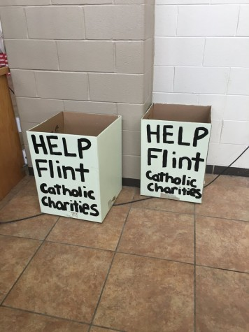 Howell senior coordinates Flint drive