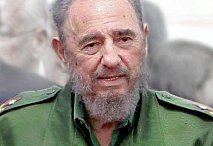 Fidel Castro passes at age 90