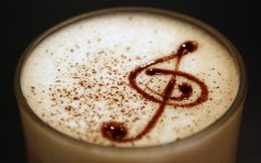 HHS puts on Coffee by the Arts