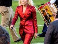Lady Gaga killed the superbowl half time show