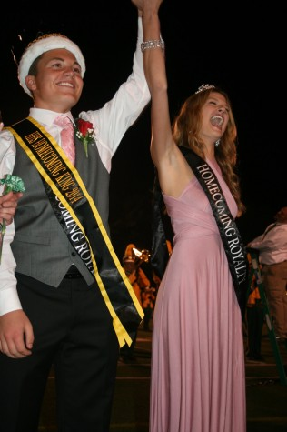 Howell names Homecoming Prom King and Queen