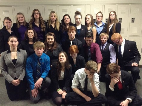 We the People prepares for state competition