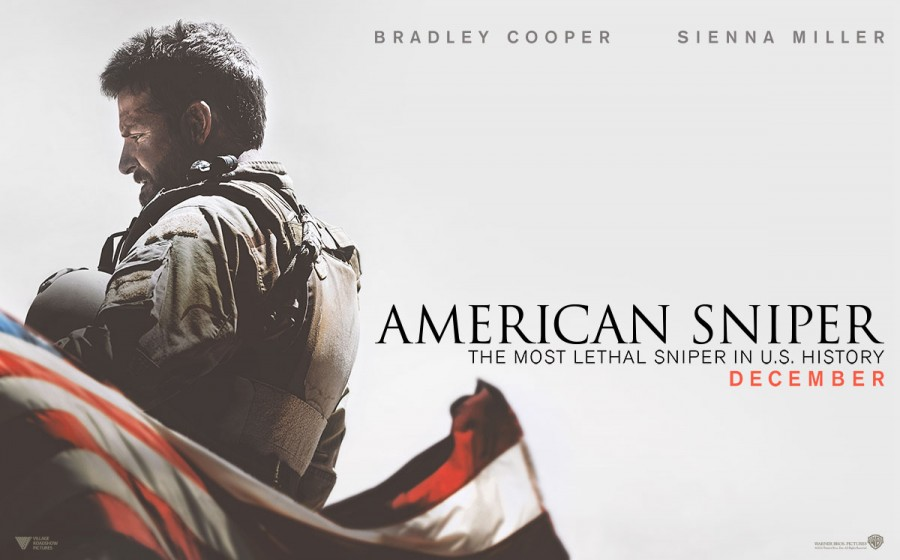 American Sniper gives interesting portrayal of a soldiers life