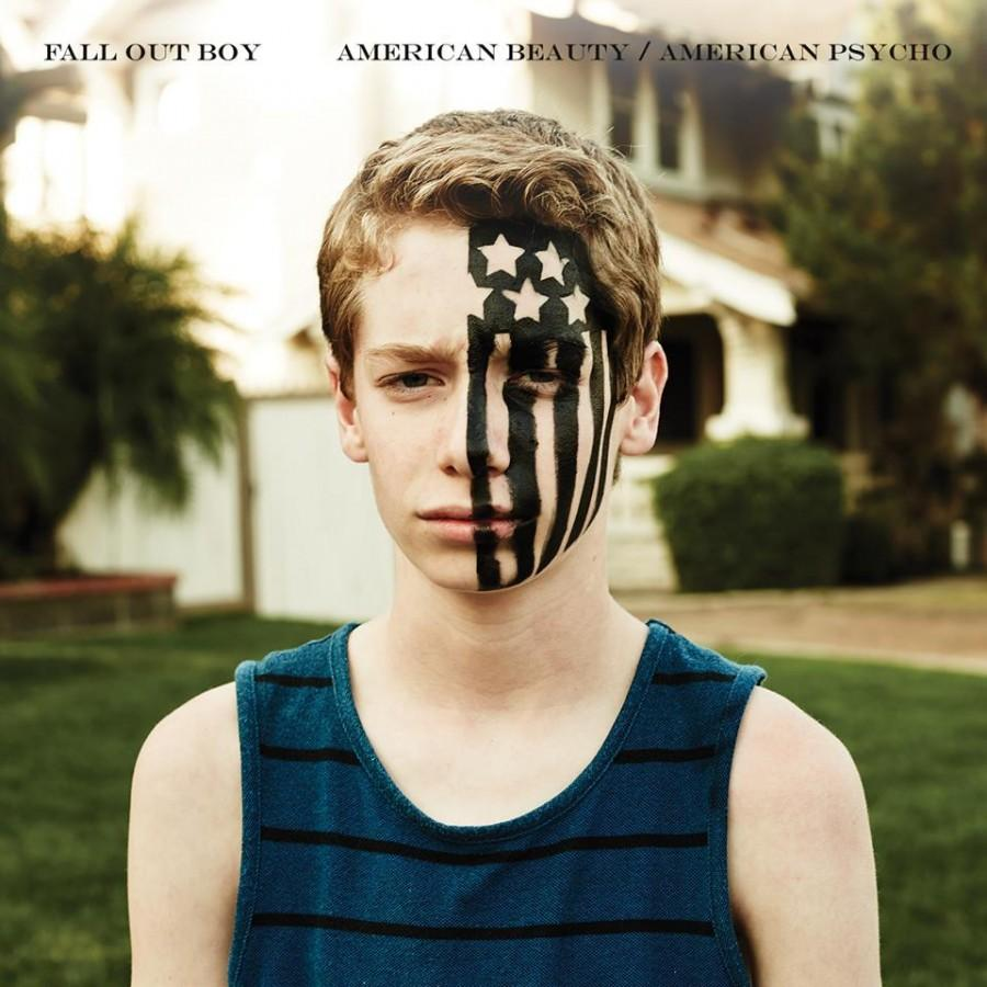 Fall in to Fall Out Boy's latest album