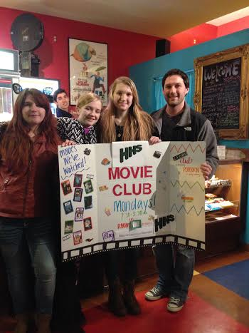 The Movie Club: its mysterious existence exposed