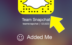 "Snapchat says ""hello"" to new update"