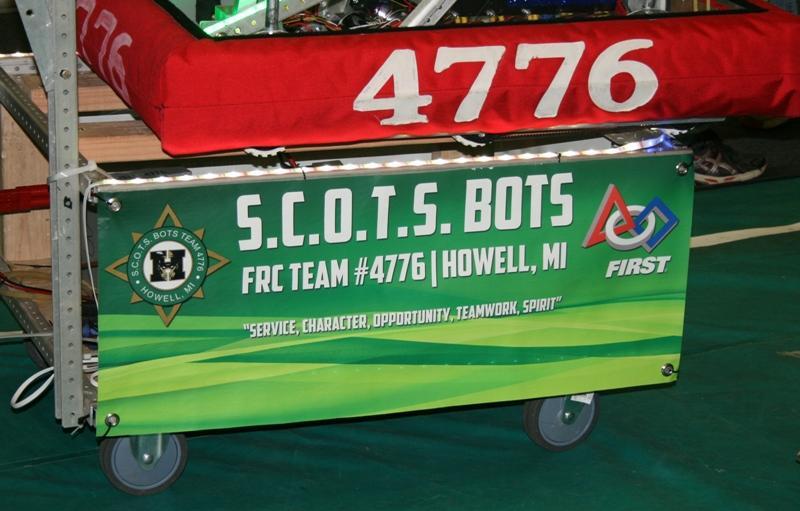 Howell breaks into the world of robotics