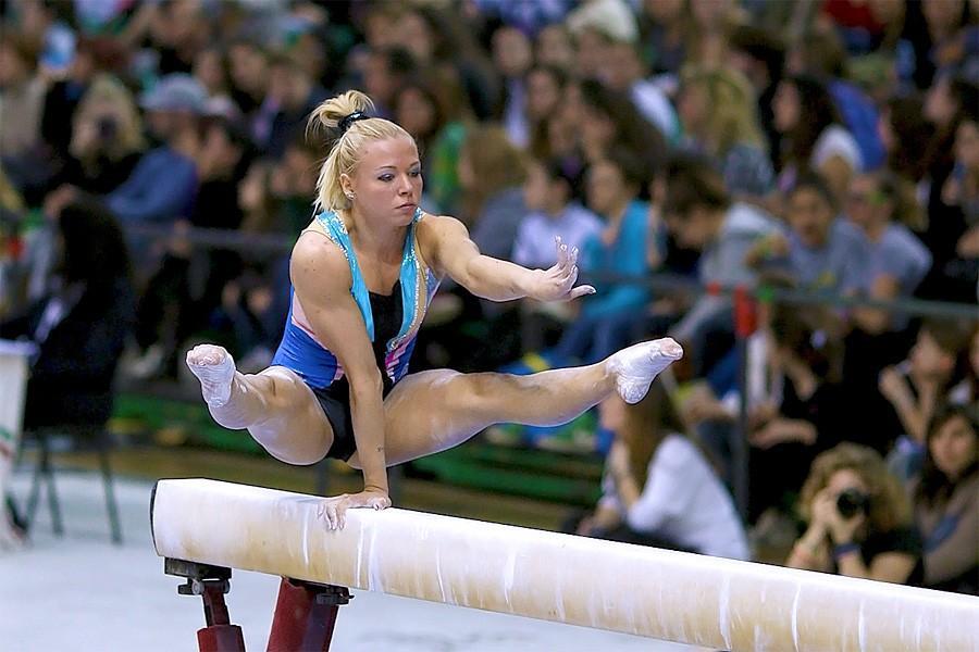 A golden season for the Howell Gymnastics team