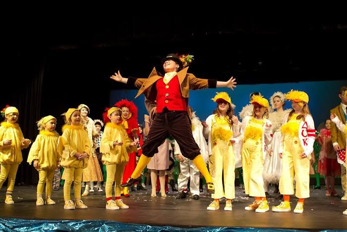 honk the musical broadway cast