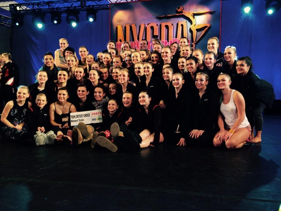 PADT performs annual spring show