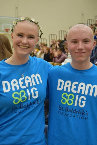 St. Baldricks fundraiser recap
