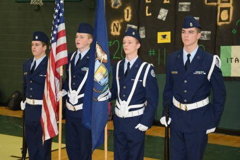 JROTC program benefits Howell schools and community