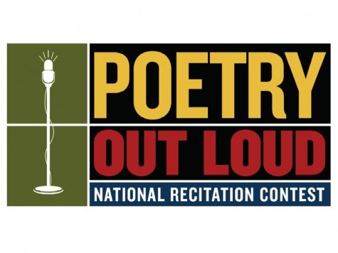 Freshman participates in Poetry Out Loud
