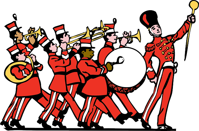Marching Band joins Band for fall concert