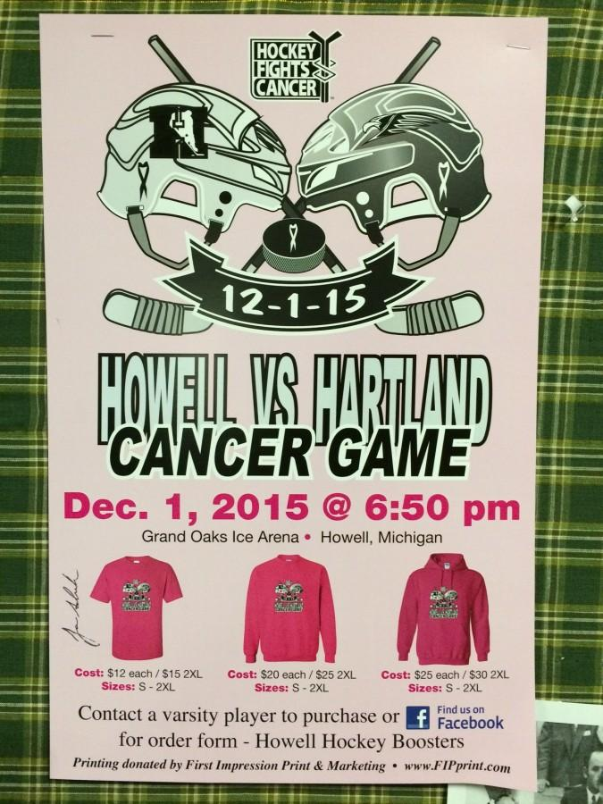 Howell+Varsity+Hockey+prepares+for+upcoming+Pink+Game
