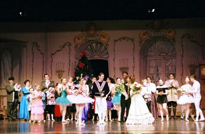 Karen's Dance Academy prepares for The Nutcracker ballet
