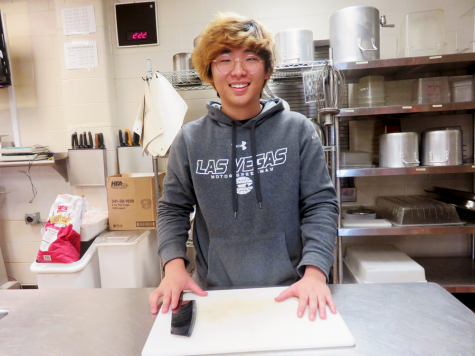 Howell High School student creates the Roh Burger