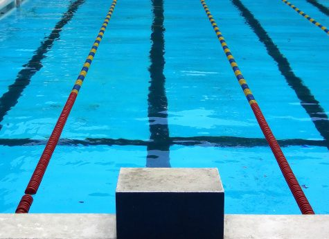 A season of victory for the boy's swim team