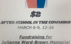 HHS Boys' Tennis fundraises for memorial bench