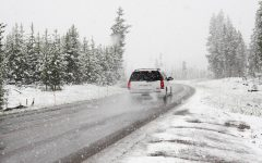 Staying safe for winter driving